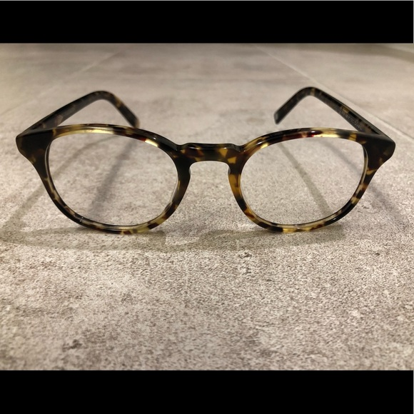 Warby Parker Accessories | Downing Nonprescription Frames | Poshmark